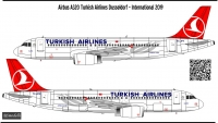 Airbus A-320(321) Turkish Airlines decal 1\144