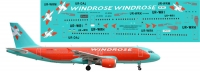 Airbus A-320(321) Windrose decal 1\144