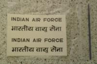 Antonov An-32 Indian AF decal 1\72