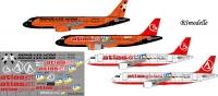 Airbus A-320 Atlas Jet UA, Donbassaero decal 1\144