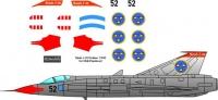 Saab J-35 Draken Sweden AF scale 1\100