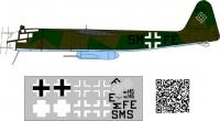 Arado Ar-234 Luftwaffe 1\48