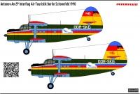 Antonov An-2 Interflug decal 1\48