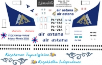 Airbus A-320 Air Astana decal 1\144