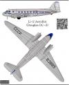 Li-2(Douglas DC-3) Aeroflot decal 1\100