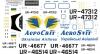 Antonov An-24 Aerosvit decal 1\72