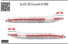 Sud SE210 Caravelle Tunis Air decal 1\144
