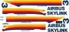 Aero Spacelines Super Guppy№3 Airbus Industrie decal 1\144