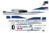 Antonov An-24RV Aeroflot 80-th decal 1\72
