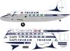 Vickers Viking TRAD AIR decal 1\72