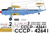 Antonov An-2M Aeroflot decal 1\50