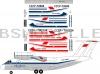 Antonov An-72(74) Aeroflot decal 1\72