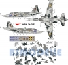 Sukhoi Su-25M1 Ukraine AF decal 1\72
