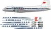 Ilyushin Il-14 Aeroflot decal 1\72