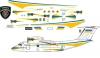 Antonov An-74 Ukraine Ministry of Internal Affairs 1\72 decal