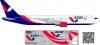Boeing 767-300 Azur Air decal 1\144