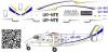 Antonov An-28 Antonov airlines decal 1\72