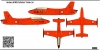 Aermacchi MB326 decal 1/48