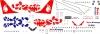 Embraer 190 Buta Airways decal 1\144