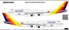 Boeing 747-400  Air Pacific decal 1\144