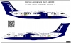 BAe146 Atmospheric Research Aircraft decal 1\72