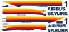 Aero Spacelines Super Guppy№1 Airbus Industrie decal 1\144
